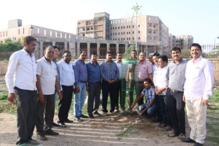 MIA 04 August_Tree Plantation program_AIIMS